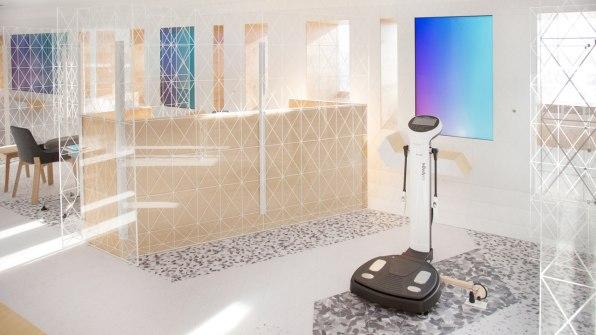 Mount Sinai's wellness lab