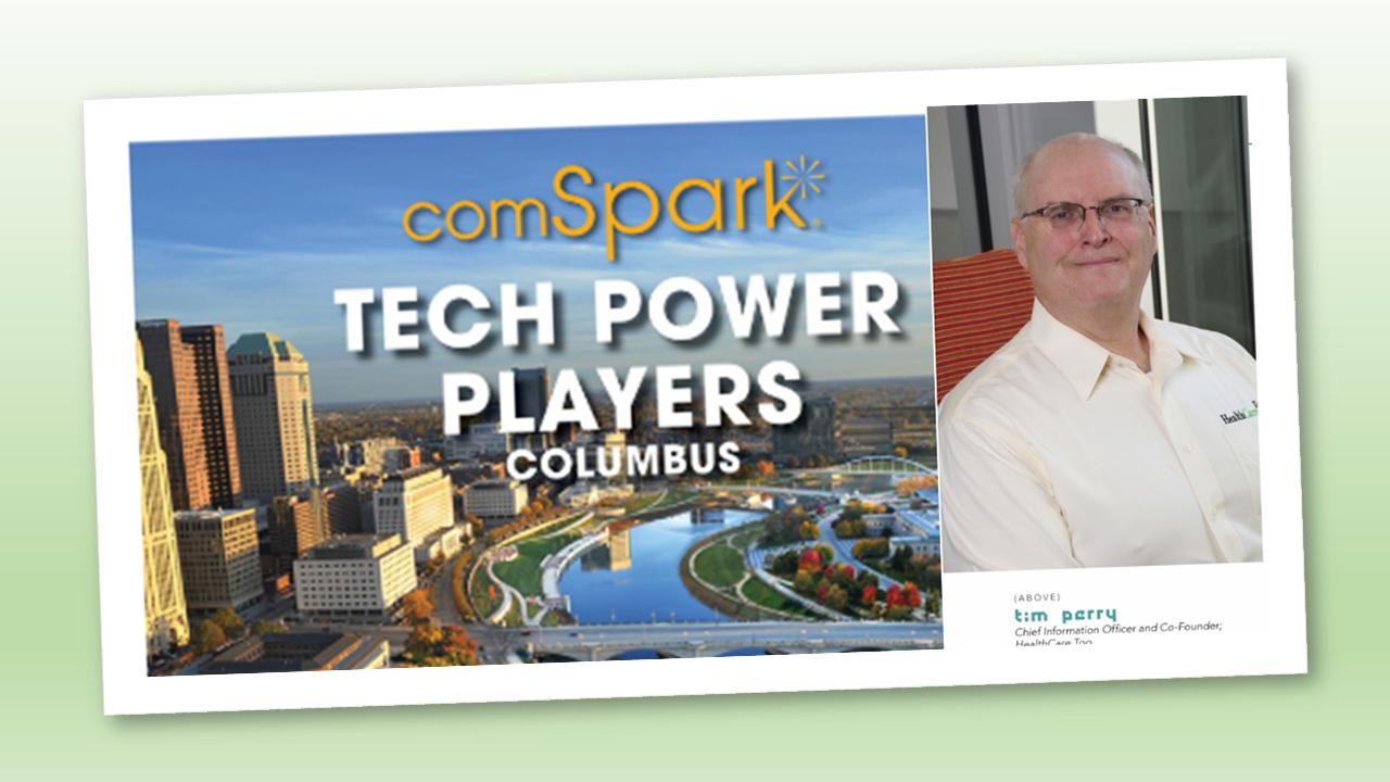 Tim Perry CIO Tech Power Player