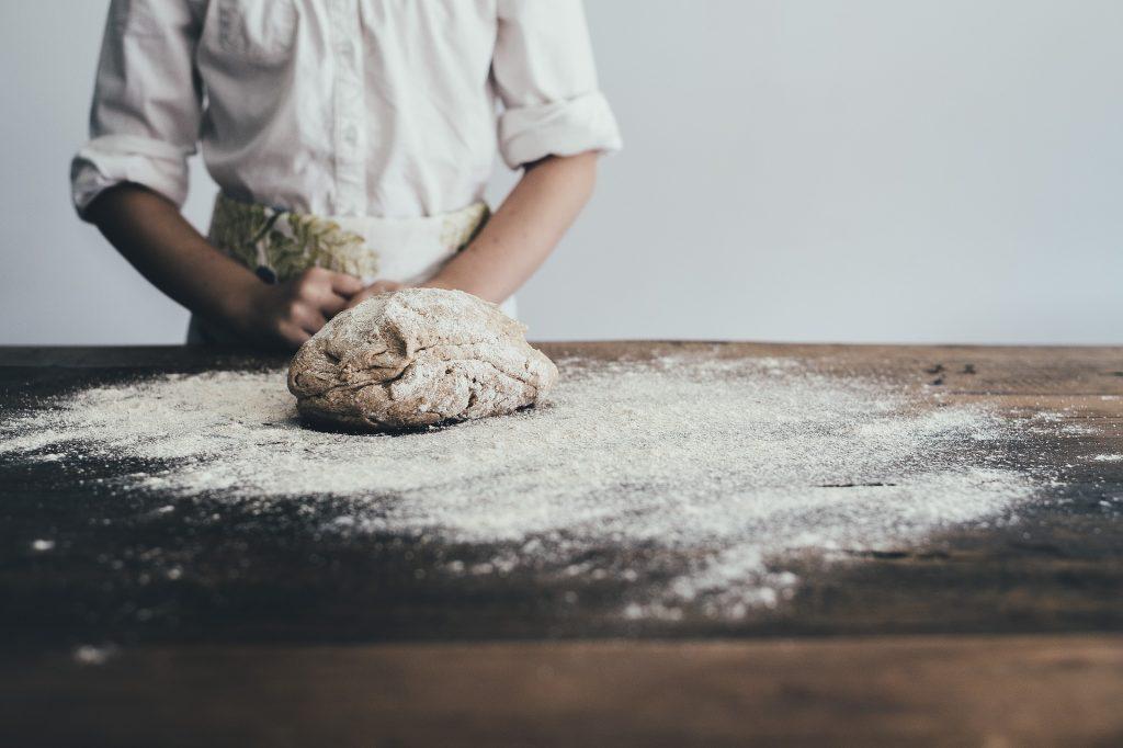 baking bread brings wellbeing benefits