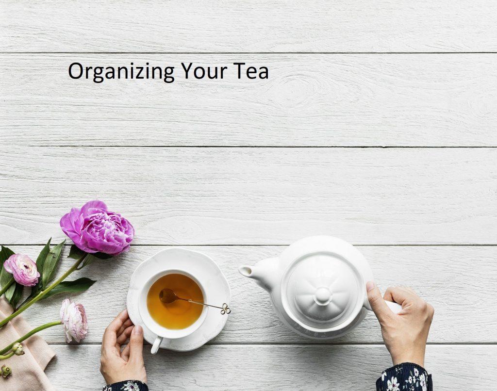 tea organizer