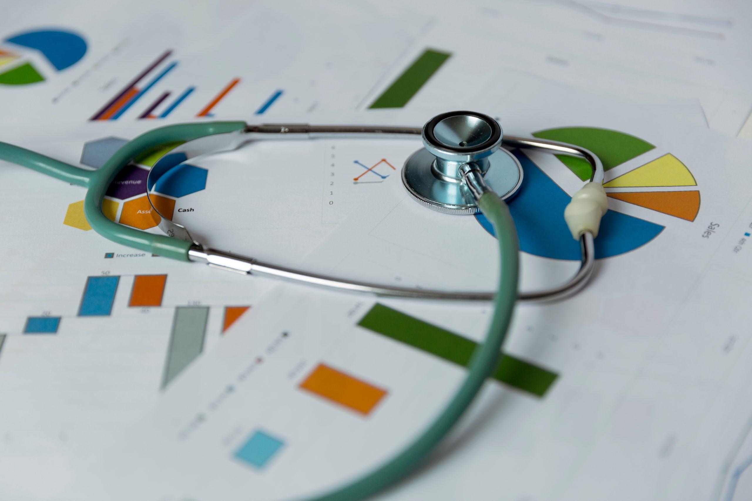 Healthcare Statistics Graph
