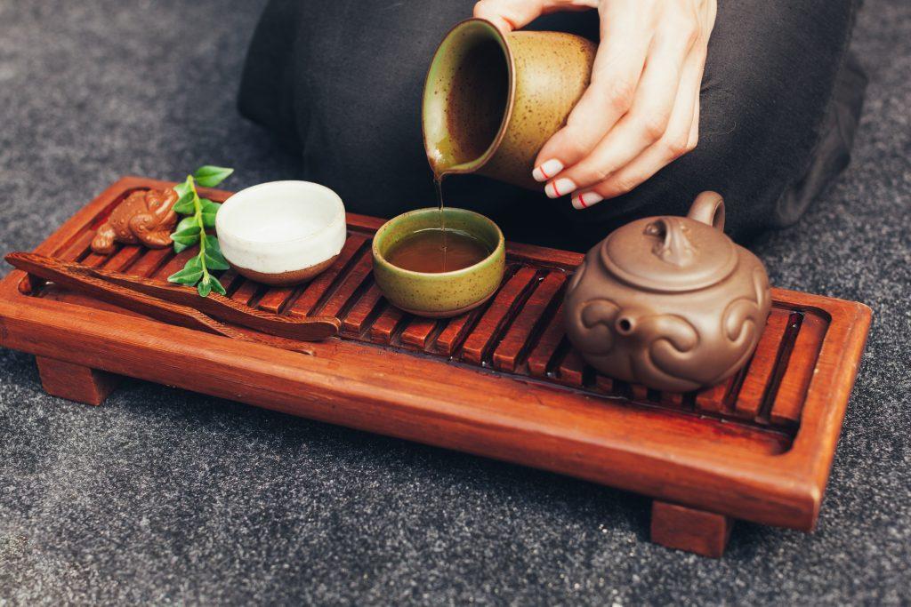 gong fu cha mindfulness tea
